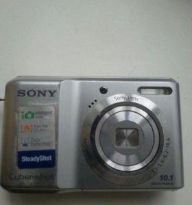 Фотоаппарат на батарейках