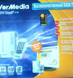 Высококачественный тв-тюнер AverMedia AverTV Box 9