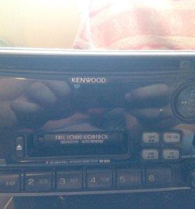 Магнитола Kenwood