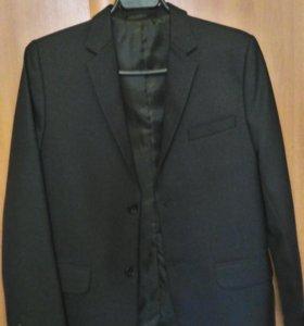 Пиджак школьный, классика