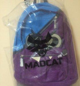 Рюкзаки подростковые madcat