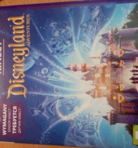 Disneyland Adventures. Xbox 360. Kinect