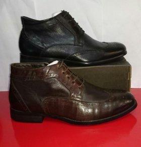 Мужские ботинки осень