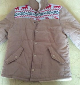 Новая куртка. С биркой. Весенняя