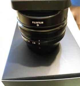 Fujinon XF 18mm 2.0 R