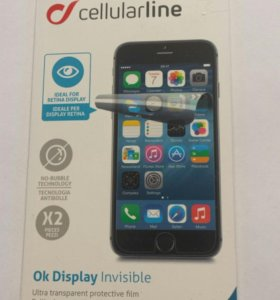 Пленка на iphone 6