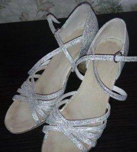 Туфли для танцев Латина