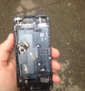 Запчасти на Айфон 5 5s 5c