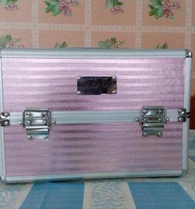Кейс для декоративной косметики