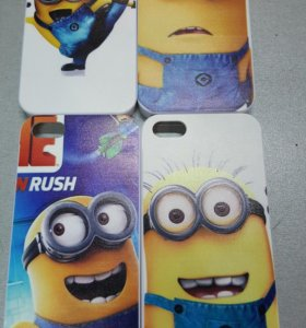 Накладки для iphone 5s
