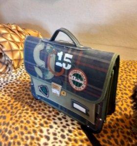 Портфель-ранец для мальчика
