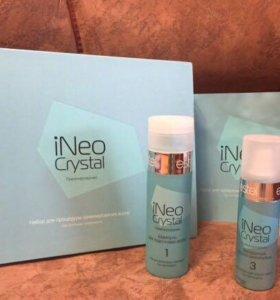 Набор для ламинирования волос estel ineo crystal