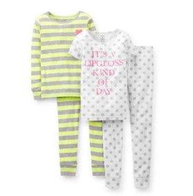 Пижама Carter's,комплект из 2 штук