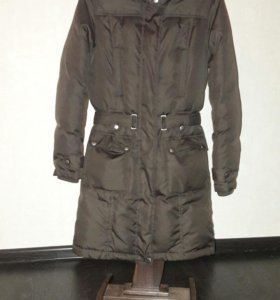 Зимнее пальто-куртка