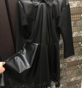 Эффектное платье!