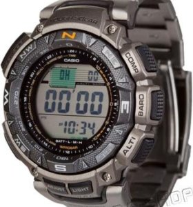 Часы Casio ProTrek PRG-240T Оригинальные