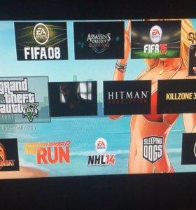 PlayStation 3 + 13 игр