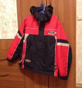 Двусторонняя куртка!