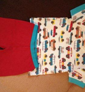 Пижамы mathercare 2-3 года