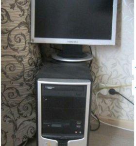 Компьютер Pentium d