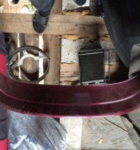 Споллер на ваз 21012