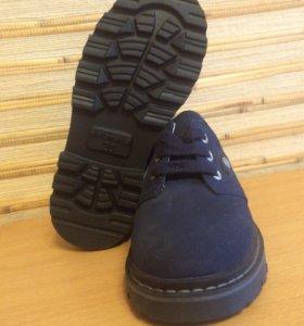 Детские ботинки 26р