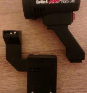 Фара для видеокамеры. Раритет