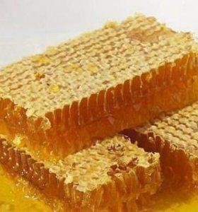 Мёд натуральный