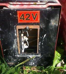 Трансформатор напряжения 36v и 42v