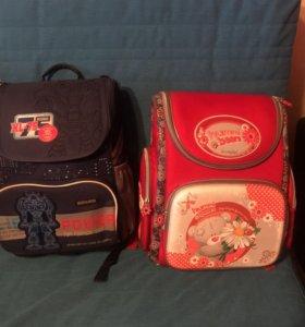 Рюкзаки для мальчика и девочки