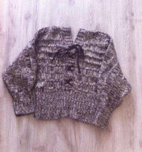 Свитер- блуза