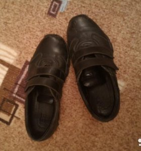 Туфли натуральная кожа 34р-р
