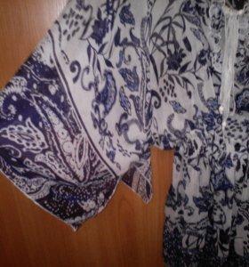 Блузка 48-54 размер