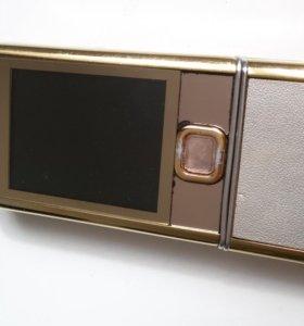 Nokia Gold Arte б/у.