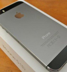Новый iPhone 5s ( запечатанный)