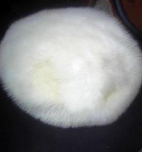 Шапка зимняя норкова
