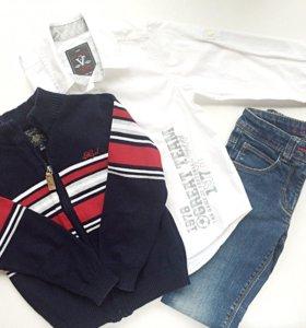 Одежда (мальчик 104 р-р)