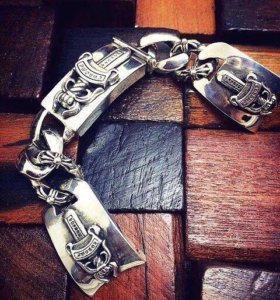 Chrome Hearts серебро 925
