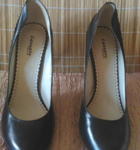 Кожаные туфли Lazzaro