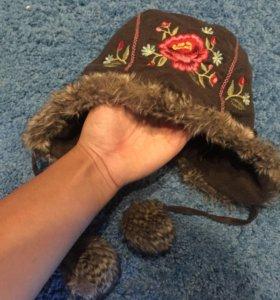 Детская шапочка от 3х