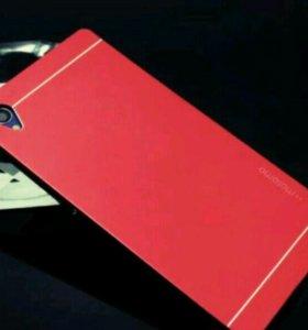 Чехол бампер Sony Xperia z1