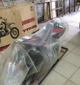 Мотоцикл Irbis TTR 110. Ирбис ттр110.
