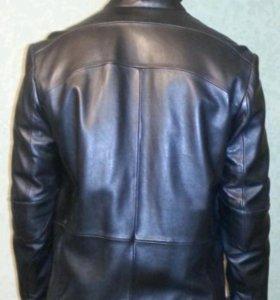Стильная кожаная куртка Vericci мужская