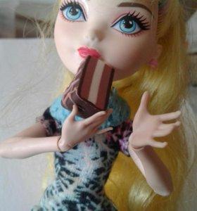 Торт в кукольный домик