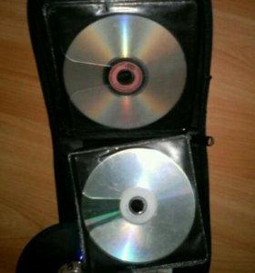 """Кейс для дисков """"Buro"""""""