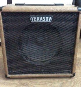 Гитарный ламповый комбик YERASOV GTA-15C