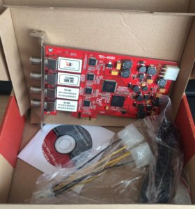 TBS-6985 PCIe DVB-S2 Quad Tuner Satellite TV Card