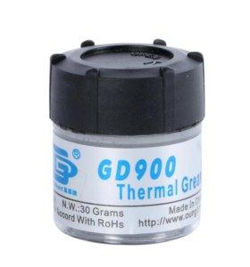 Термопаста GD900 30г  👍💯