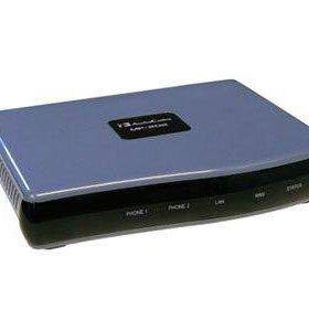 Аналоговый голосовой шлюз Audiocodes MP204B