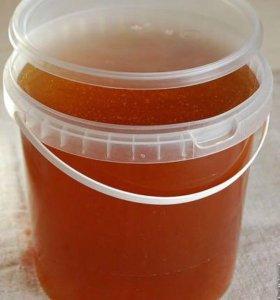 Мёд натуральный, майский, цветочный из Воронежа.